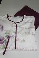 Schiesser Damen Schlafanzug Pyjama lang Gr. 42/44
