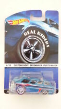 Hot Wheels Real Riders Chevrolet Contemporary Diecast Cars, Trucks & Vans