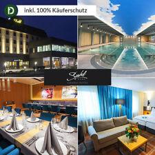 4 Tage Kurzurlaub im Grand Hotel Suhl im Thüringer Wald mit Halbpension