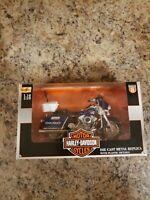 2000 Maisto ~ Harley-Davidson ~ Michigan State Police ~ 1:18 Scale ~ NIB