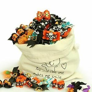 Hot Halloween Dog Hair Bows Topknot Pet Dog Grooming Dog Hair Bows Accessories