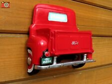 A VINTAGE '48 FORD F1 TRUCK KEY HOOK RACK, AMERICANA RETRO 50's. GREAT GIFT