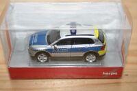 "Herpa 093613 - 1/87 VW Tiguan ""Polizei Wiesbaden""   - Neu"