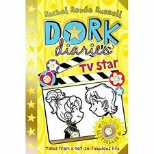 Dork Diaries: TV Star by Rachel Renee Russell (Paperback, 2015)