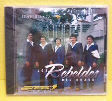 Los Rebeldes del Bravo : Historia Capitulo 3 - CD Brand New Sealed