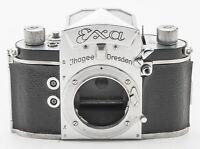 Exa Ihagee Dresden Body Gehäuse SLR Kamera Spieglereflexkamera