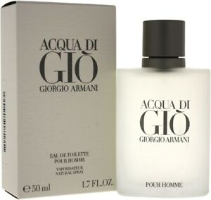 Giorgio Armani Acqua Di Gio For Men - 30ml Eau De Toilette Spray, New and Sealed