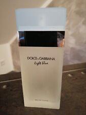 Dolce & Gabbana Light Blue eau de toilette spray 100 ml señora fragancia