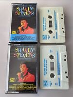 Shakin' Stevens And The Sunsets - Shakin' All Over - 2X CASSETTE