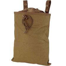 Condor MA22 Tactical MOLLE Roll Up Utility Magazine Recovery Drop Dump Pouch