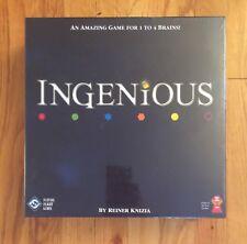 INGENIOUS Board Game Reiner Knizia 2004 Brand NEW Sealed