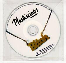(GP405) Plastiscines, Bitch - 2009 DJ CD