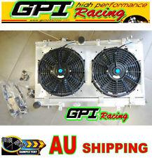 GPI for Subaru Impreza WRX STI GG GD 1.6L/2.0L/2.5L 02-2007 Radiator&shroud&fan