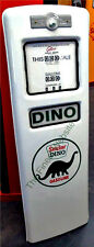 NEW SINCLAIR DINO GAS PUMP FRONT DOOR DISPLAY OIL REPLICA - FREE SHIPPING*