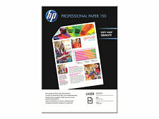 HP Professional A4 Glossy Laser Paper 150 Sheets 150gsm White CG965A