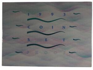1993 Royal Australian Mint Landcare Water Conservation Proof Coin Set