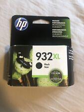 Genuine HP 932XL Black Ink Cartridge Dated 2021 New (CN053AN) 932 XL
