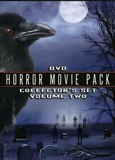Horror Movie Pack Volume Two (DVD, 6-Movie Set)