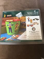 Wallies Wall Stickers Cutouts Decals- 25 Olive Kids Heroes- Fireman, Policeman