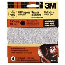 """3M Adhesive Backed Sanding Discs 40 Grit Coarse 9172NA 5"""" 125mm for Drill YC"""