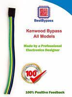 BestBypass Parking Brake Bypass Fits Kenwood DNX773S DDX793 DDX794 DDX6903S