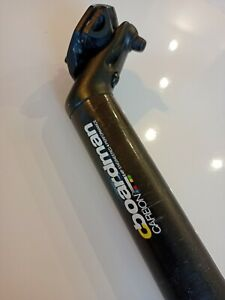 Boardman Carbon Seat Post EP4, 31.6dia Road Bike Seat post