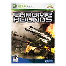 Pal version Microsoft Xbox 360 Chromehounds