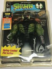 McFarlane Toys Spawn Tremor Green Action Figure 1994 NIP