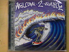 WELCOME 2 VENICE CD Comp. Punk,Hardcore,Thrash,Suicidal Tendencies,Excel,fear