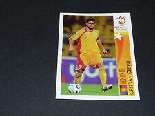 N°479 CHRISTIAN CHIVU ROUMANIE ROMANIA PANINI FOOTBALL UEFA EURO 2008