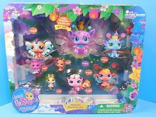 Littlest Pet Shop Fairies Majestic Masquerade with Fairy Empress New Fast Ship