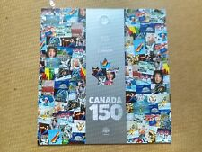 CANADA 150 Celebration,  Booklet of Ten Forever Stamps