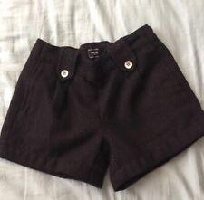 Gap Kids Girls Shorts Small 6-7 Yrs Black