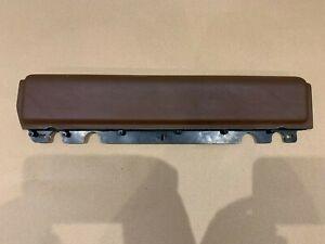 MASERATI GRANTURISMO M145 LEFT DOOR AIRBAG COVER CAP MARRONE CORNIOLA BROWN
