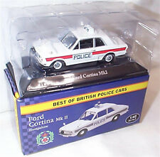 Ford Cortina MK11 Hampshire 1-43 Scale New in box best of british police cars