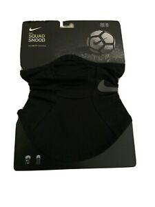 New Nike Squad Snood Black Size XXS/ XS  Aq8233-013