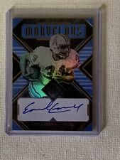 Earl Campbell 2019 Panini Majestic Auto Autograph /49 Marvelous