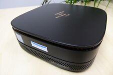 CAPTAIN NOTEBOOK: HP ELITE SLICE MINI PC, i7-6700T 512GB FPR FINGERPR. WIN 3JGAR
