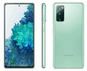 "NEW Samsung Galaxy S20 FE (5G, 128GB/6GB, 6.5"",SM-781U) - Cloud MINT AU STOCK"
