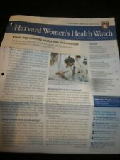 Harvard Medical School Harvard Women's Health Watch September 2019 Newsletter Ne