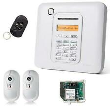 VISONIC PowerMaster-10 G2 KIT GSM/GRPS COMMUNICATOR PIR & DOOR CONTACT UK STOCK!