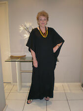 Long Kaftan/Caftan dress Designed in Australia Boho style plus size 14-24 New