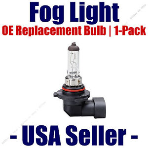 Fog Light Bulb 1pk OE Replacement Fits - Listed Toyota Vehicles - H1042