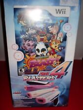 Nintendo Wii Wicked Monster Blast Sealed New With Blasters With Zappers WIi Gun