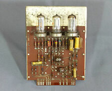 1955 - Clock Generator Steckmodul, historischer Röhrencomputer Librascope LGP-30