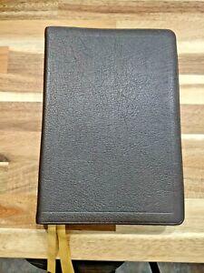 Rare Allan NASB Readers Edition Bible
