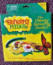 The Sweeter Butterfly Feeder ~ Insect Lore ~ New in Original Box