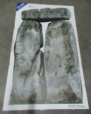 "Star Cutouts SC225 Cardboard Cut Out of Henge Stonehenge 71"" H x 38"" W"