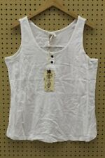 Aventura Clothing Women's Windsor Tank (White, Size X-Large)