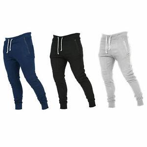 Trousers Pants Men's Workout Pockets Tracksuit Joggers Gym Sport Fitness Fashion